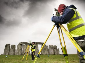 Stonehenge Laser Scan survey contract awarded to the Greenhatch Group