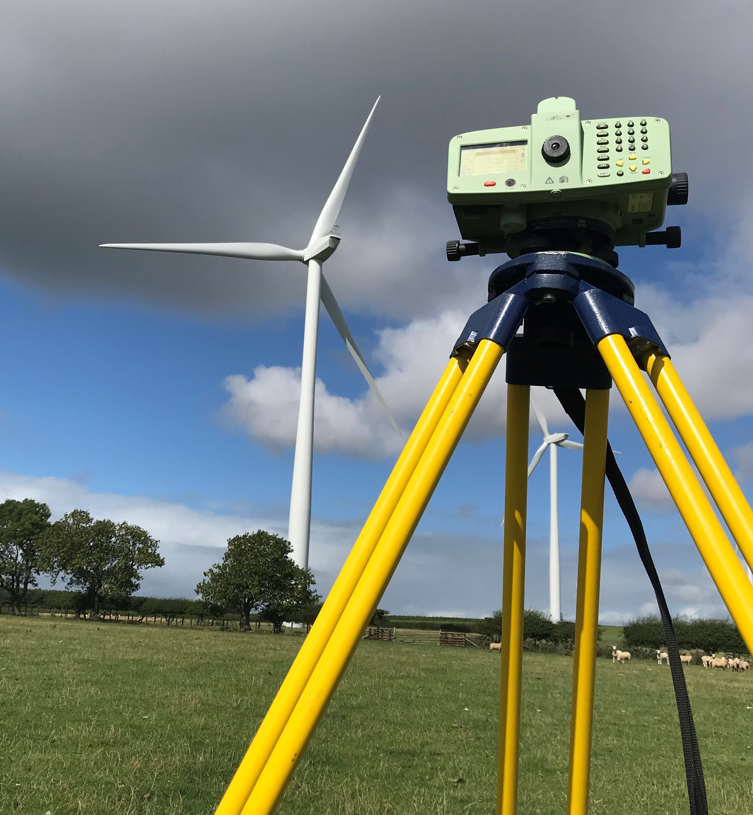 Sisters Wind Farm - Level Monitoring